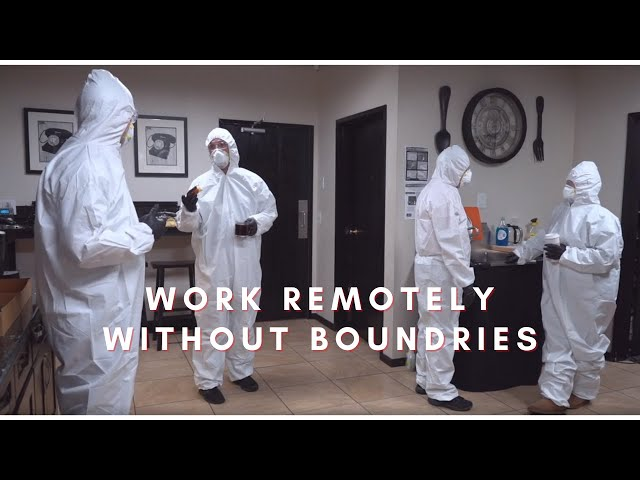 Working Remotely Without Boundaries