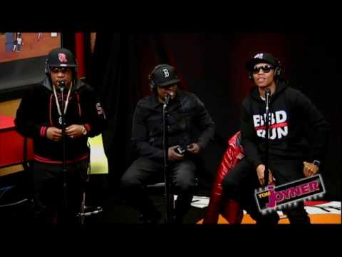 Part 1: Bell Biv DeVoe talks 'The New Edition Story'  Miniseries