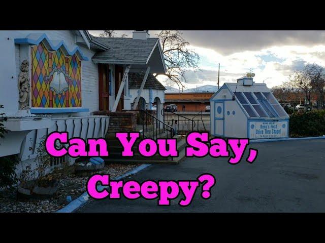 19 47 Mb Creepy Abandoned Reno Wedding Chapel Reno Nevada Stream