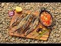 Petits maquereaux grillés... comme des sardines 😆😋