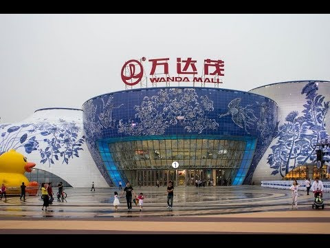 LEED On: Wanda Group