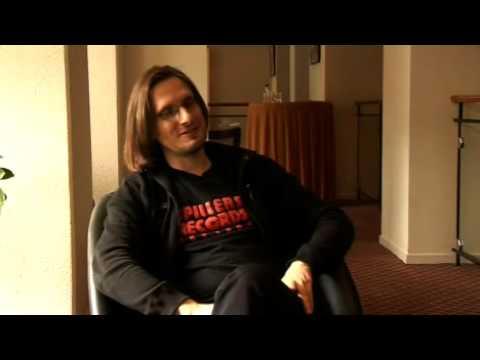 Steven Wilson (Porcupine Tree ) interview pt 5 (19/08/2009)