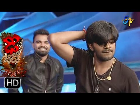 Sudheer Performance | Dhee Jodi | 3rd May 2017 | ETV Telugu
