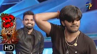 Sudheer Performance   Dhee Jodi   3rd May 2017   ETV Telugu