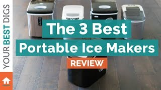 Best Portable Ice Maker Review