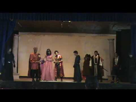 Hamlet (2009) All island Shakespeare Drama Competition - Part 1