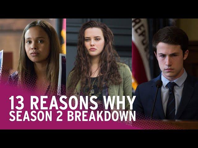 13 Reasons Why Season 3 Netflix Release Date Cast Trailer