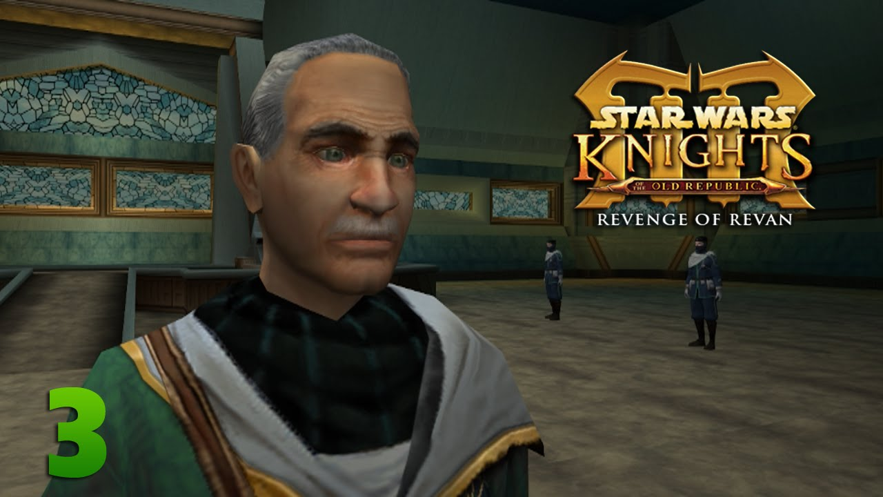 KOTOR 2: Revenge of Revan Walkthrough Pt  3 - King Bardok