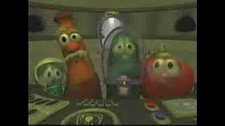 Opening to VeggieTales: Larry-Boy! & the Fib from Outer Space! 1999 VHS
