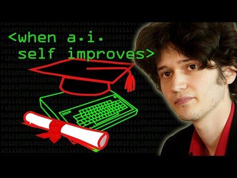 AI Self Improvement - Computerphile