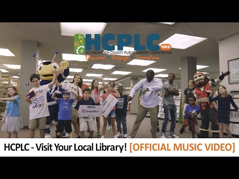 HCPLC - Visit Your Local Library