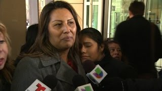 An undocumented mom faces immigration check in