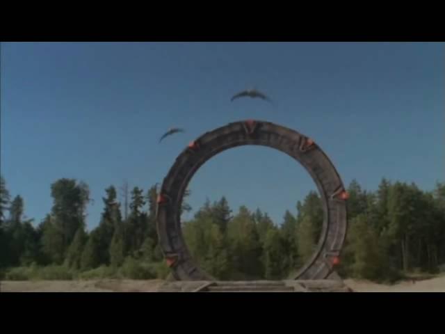 Stargate SG-1 trailer stream