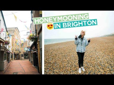 Honeymooning in Brighton