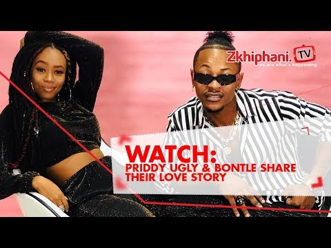 Priddy Ugly & Bontle share their love story