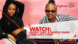Priddy Ugly  Bontle share their love story