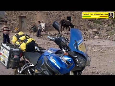 In moto attraverso il Marocco. 2014 S.G. PASSIONE AVVENTURA