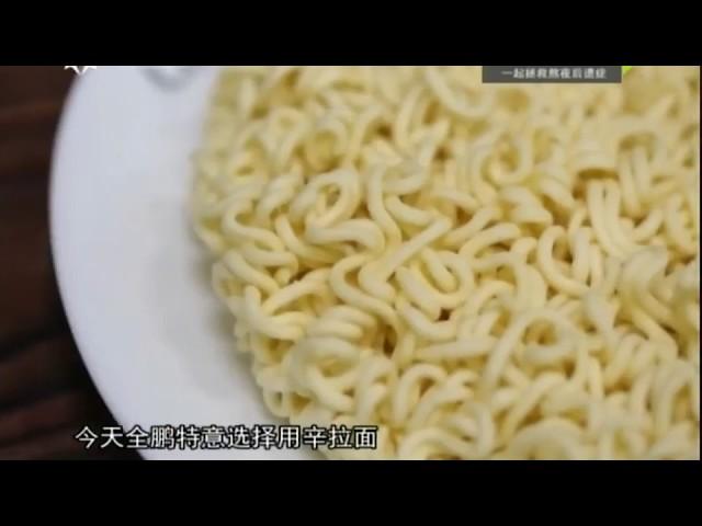 康寧心煮藝20150428-四星難度的韓式速食麵-高味高營養抗餓的早午餐