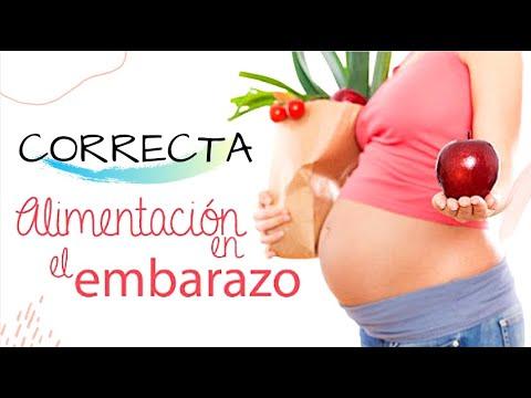 Alimentación en el EMBARAZO - Alimentos PROHIBIDOS en el ...
