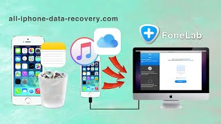 Three Ways to Recover Notes from iPhone 5S - From iPhone 5S Directly, From iTunes/iCloud