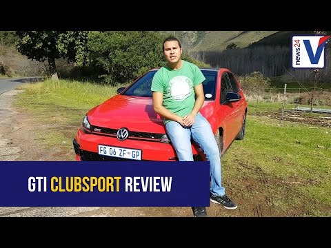Charlen Raymond Reviews Golf GTI Clubsport