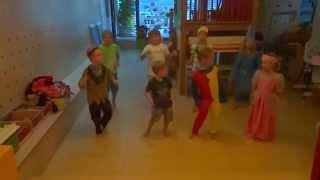 Kinder-DISCO im Kidsclub - welch ein SPAß!