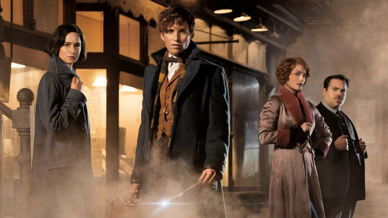 Resultado de imagem para fantastic beasts and where to find them movie
