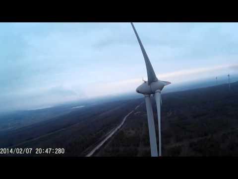 turbina wiatrowa Kamiensk 2