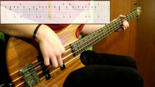 Around The World By RHCP - Bass Cover - Post Your Requests! TABS HE...