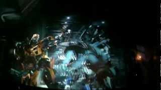 universal studios hollywood transformers the ride 3d トランスフォーマー3d