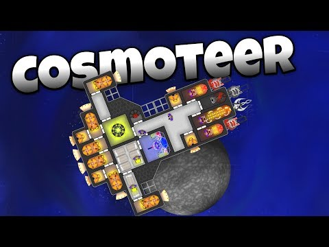 Cosmoteer - Epic Space Ship Building and Space Pirate Hunting! - Cosmoteer Gameplay