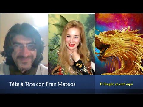 TÈTE À TÊTE CON FRANK MATEOS/ EL DRAGÓN YA ESTÁ AQUÍ ( Parte 2)