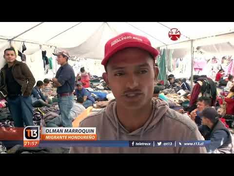Tensión en la frontera entre Estados Unidos y México