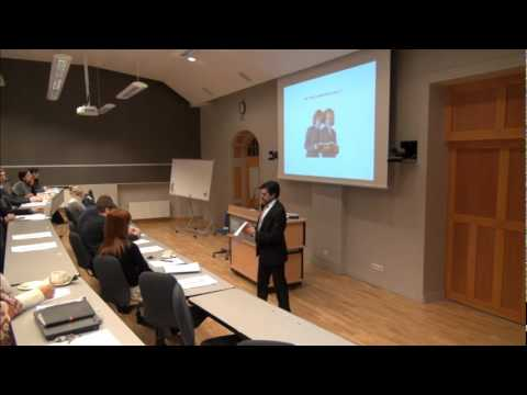 "Master class ""The essentials of leadership"" by Claudio Rivera (MBA, Ph.D.)"