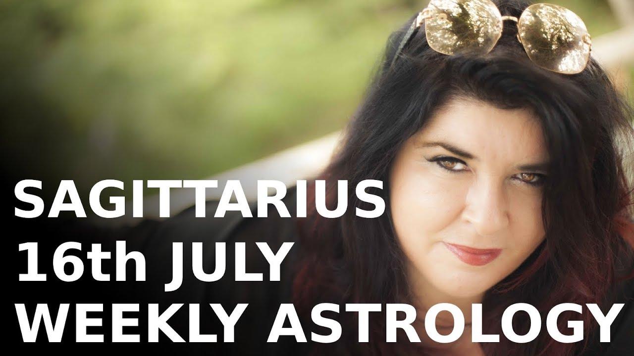 sagittarius weekly horoscope 20 december 2019 michele knight