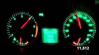 Uaz Pickup 2.7 Acceleration 0-100 km/h (Racelogic)