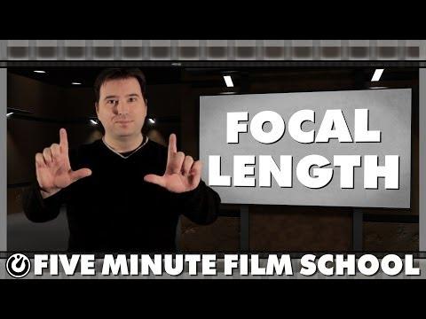 Focal Length - Five Minute Film School