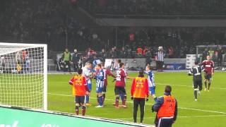 Hertha BSC  - 1 FC Nürnberg 1:3 Fussballmafia DFB 02.02.2014