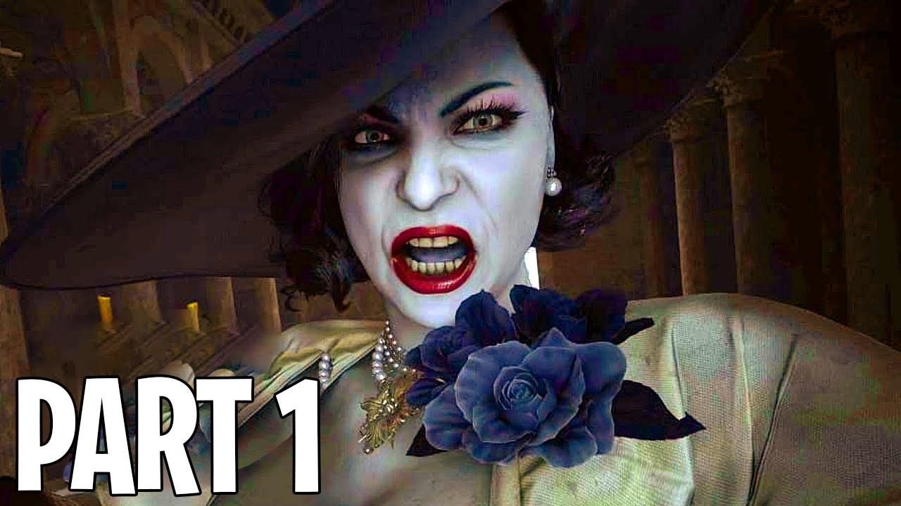 Download RESIDENT EVIL 8: VILLAGE - GAMEPLAY WALKTHROUGH PART 1 - INTRO