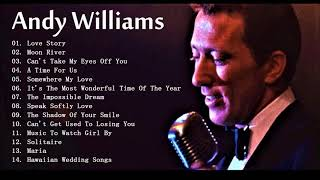 Andy Williams Greatest Hits Full Album - Best Songs Of Andy Williams 2018