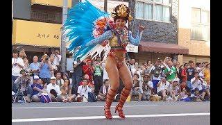 C0019 G.R.E.S. リベルダージ G.R.E.S Liberdade Asakusa Samba Carniva...