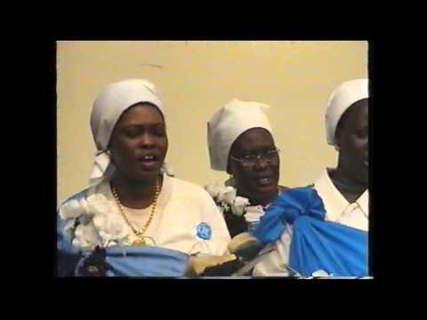Australian Nuer Baptist Woman Group