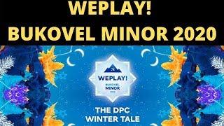 Dota 2 Live-Best of 3-Geek Fam vs Cignal Ultra-WePlay! Bukovel Minor 2020