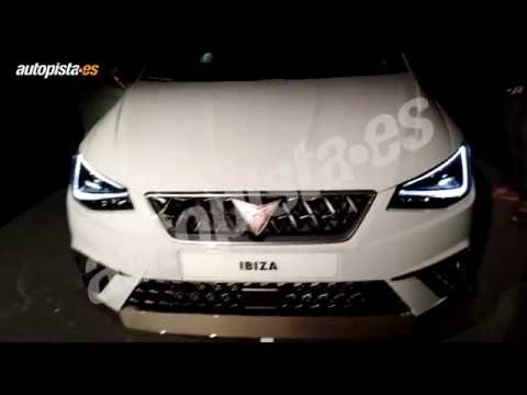 Cupra Ibiza Concept Car: vídeo en exclusiva
