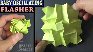 Baby Oscillating Flasher - Origami