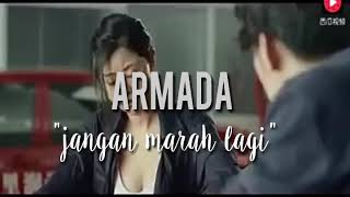 "Armada-""jangan marah lagi"" cover video lirik ... 
