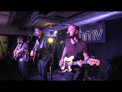 Busted - 'Sleeping With The Light On' (Live @ 363 Oxford Street)