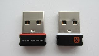Logitech Unifying Nano Receiver - настройка, сопряжение с мышкой