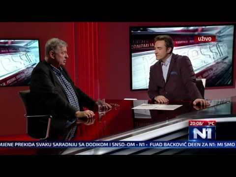 N1 Pressing: Goran Milić (15.11.2016.)