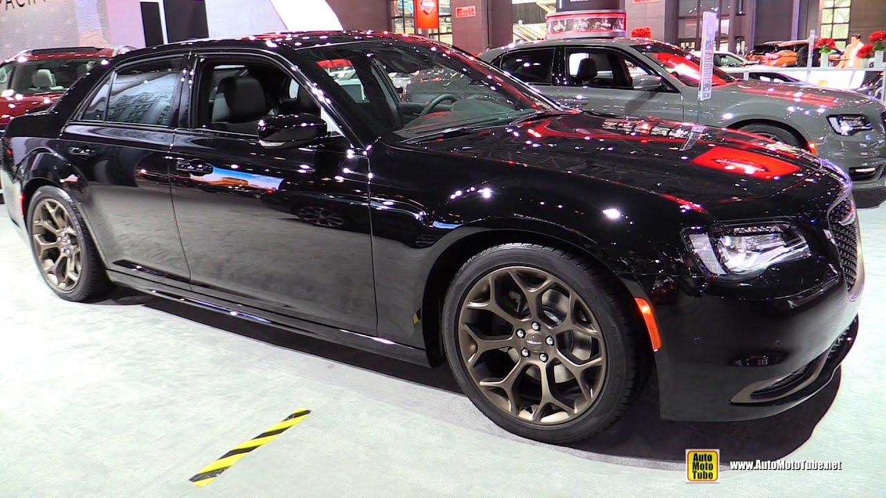 2016 chrysler 300s alloy edition exterior and interior walkaround 2016 new york auto show. Black Bedroom Furniture Sets. Home Design Ideas